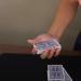 teknik memegang kartu